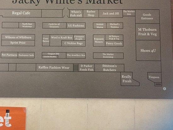 Jackie Whites Market