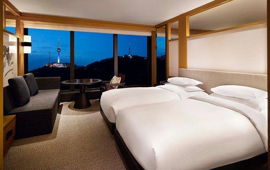 Grand Hyatt Seoul: Namsan View - Twin