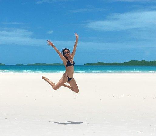 Islas Whitsunday, Australia: Whitehaven Beach