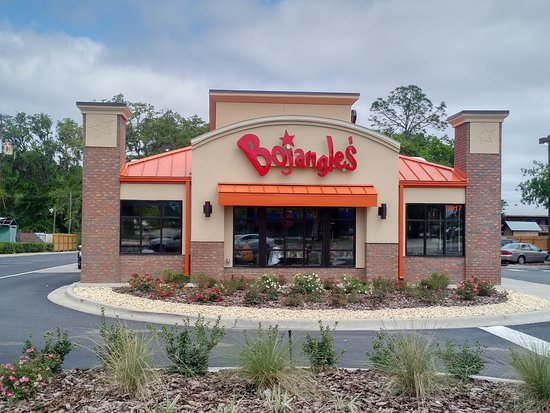Bojangles' Famous Chicken 'n Biscuits: Fast food chicken and biscuits close to I-75.