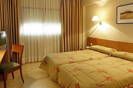 Cintruenigo, İspanya: Guest room