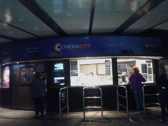 Cinema City General Paz