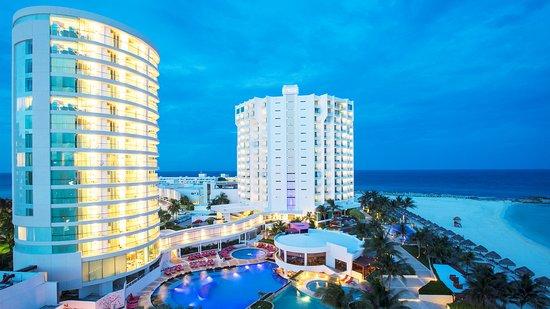 Krystal Grand Punta Cancun 118 3 6 8 Updated 2018 Prices Hotel Reviews Mexico Tripadvisor