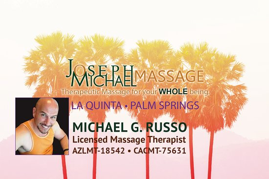 Joseph Michael Massage