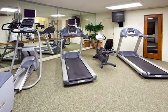 College Park, MD: Health club