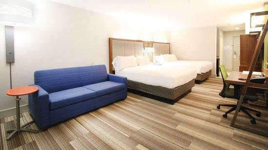 Magnolia, AR: Guest room