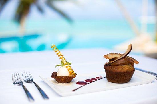Titikaveka, Islas Cook: Restaurant
