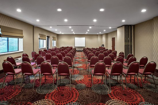 Rensselaer, NY: Meeting room