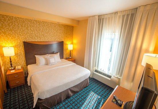 Muskogee, OK: Guest room