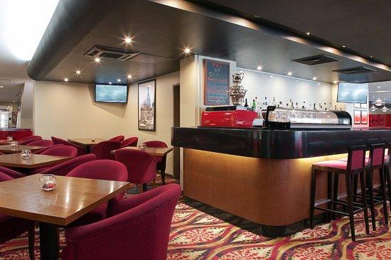Holiday Inn Moscow Lesnaya: Bar/Lounge