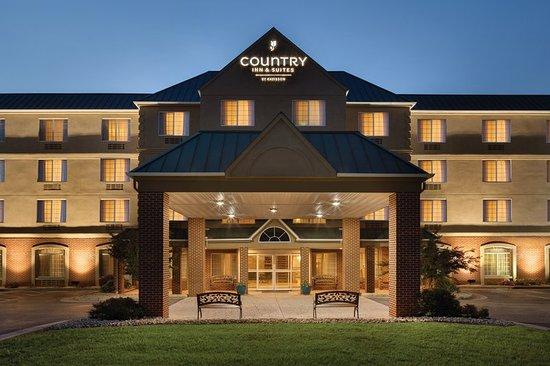 country inn suites by radisson lexington va 95. Black Bedroom Furniture Sets. Home Design Ideas