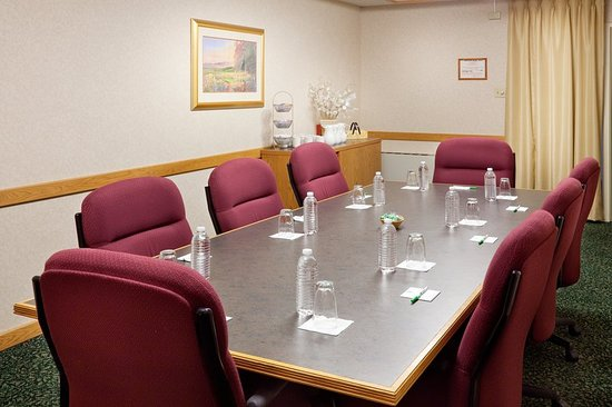 Auburn, NY: Meeting room