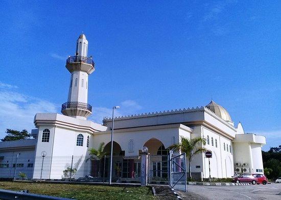 Μπαντάρ Σερί Μπεγκαβάν, Μπρουνέι Νταρουσαλάμ: Masjid Rashidah Sa'datul Bolkiah