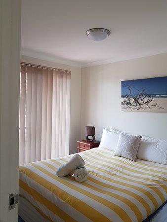 Harbourside Motel: Bedroom