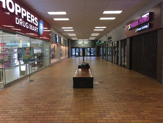 Prince Rupert, Canadá: Rupert Square Mall