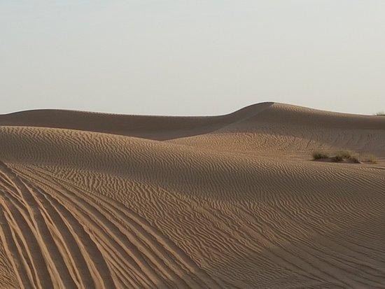 So much sand