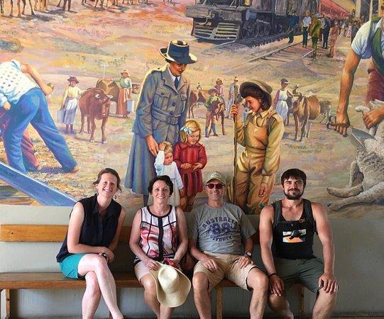 Destination Town : Port Augusta Guided Walking Tour
