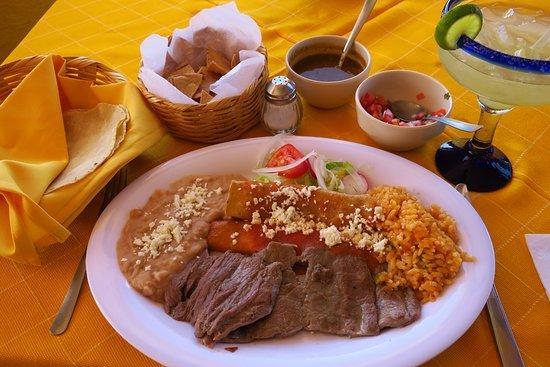 La Chata : The Carne Tampiqueña