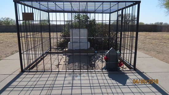Fort Sumner, NM: Billy the Kid's burial site
