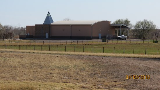 Fort Sumner, NM: Bosque Redondo Memorial