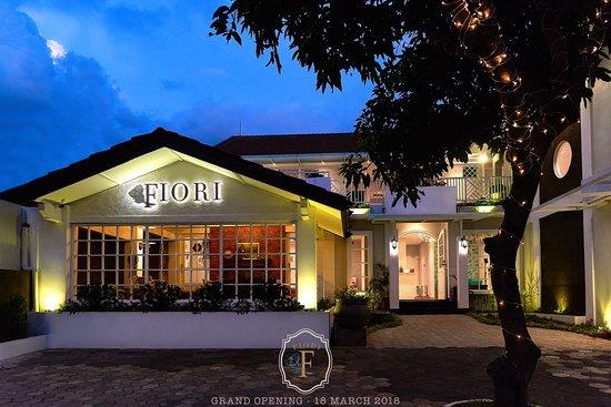 Hotel Fiori.Nice Hotel Review Of Fiori Bed Breakfast Bandung Indonesia