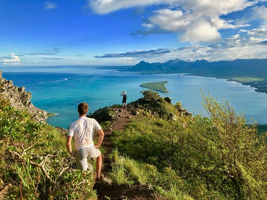 "Le Morne: The ""best panoramic"" views on the island - with Explorers Mauritius"