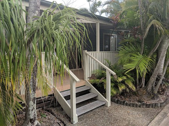 Hastings Point, Australien: Palm Villa