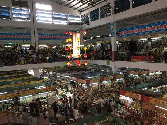Han Market: Centre of the market