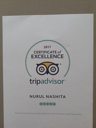 Nurul Nashita: นูรูล นาชิตา