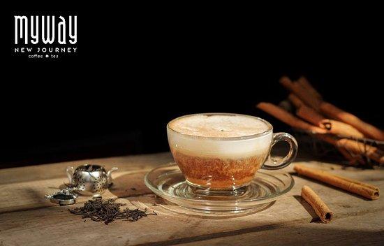 Cinnamon Spicy Black tea (hot)