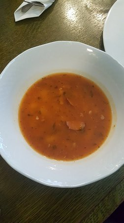 Konstantynow Lodzki, Poland: Soup