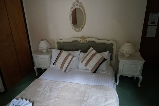 Dinas Mawddwy, UK: standard room very cosy