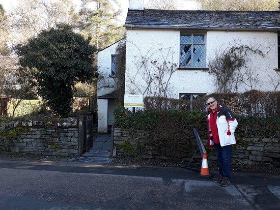 Dove Cottage: Dove Cottage, Grasmere