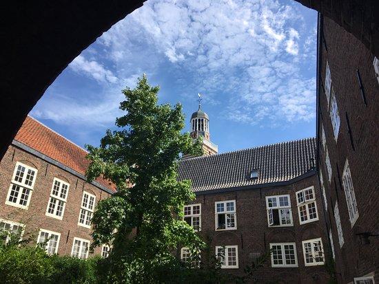 Massage in Nicolaasklooster in Utrecht Centrum