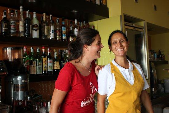 Bar Gauguin: Bariste tra un sorriso e una risata, un aperitivo e un fritto misto...