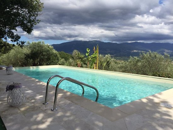 Rignano sull'Arno, إيطاليا: piscina 2018