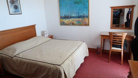 Hotel Villa Dvor: unser Zimmer