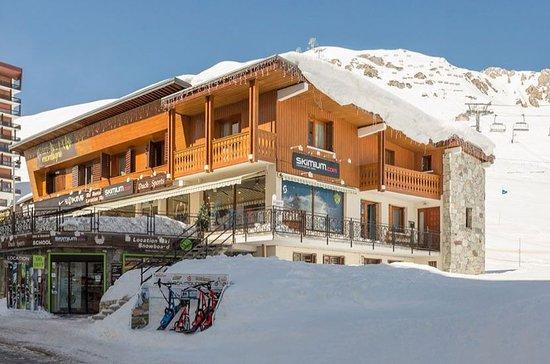 Tignes, Frankrijk: Duch Sports Skimium