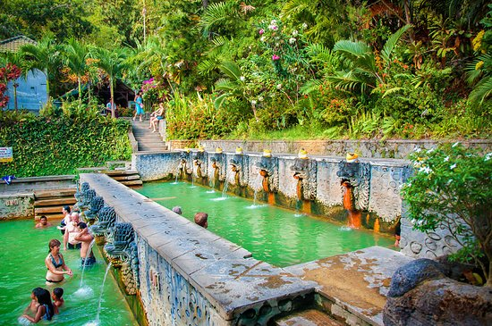 Banjar Hot Springs