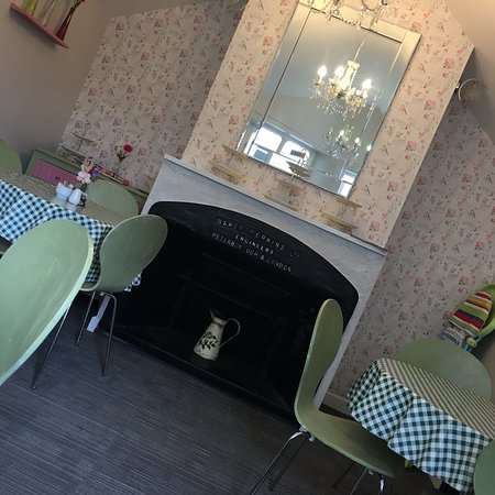 The Courtyard Tea Rooms Photo
