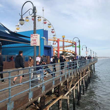 Santa Monica Pier 2018 All You Need To Know Before You