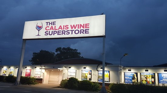 Calais Wine Superstore