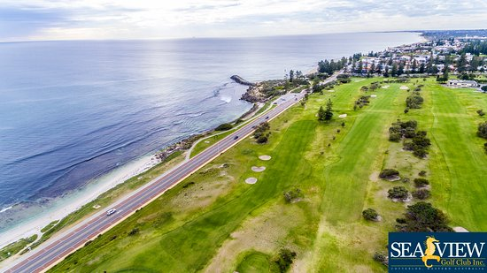 Cottesloe, Australia: Indian ocean views