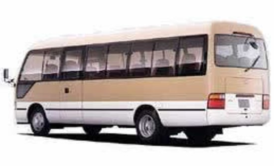 Nairobi Arusha Shuttle Bus
