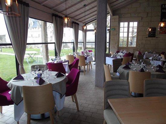 nouvel aménagement de la salle de restaurant - Picture of Le ...