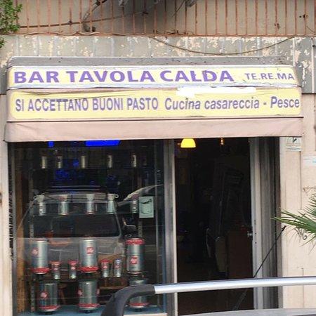 Bar Terema: Trattoria d'un tempo