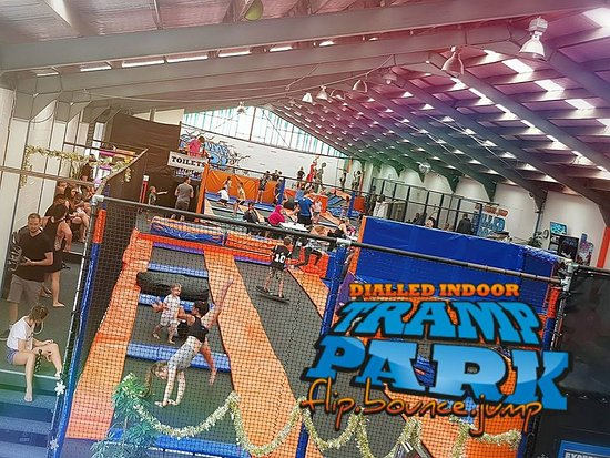 Dialled Indoor Tramp Park