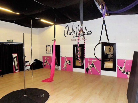 Pinkladies Pole and Aerial Forness