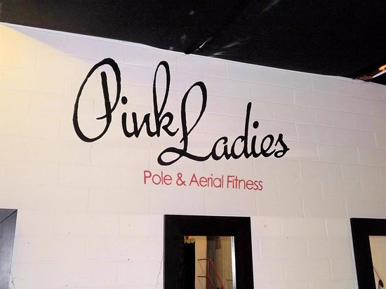 ‪Pinkladies Pole and Aerial Forness‬