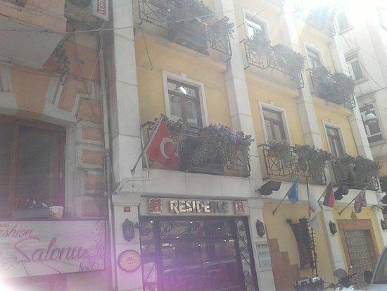 Hotel Residence Istanbul: 20180330_113422_large.jpg